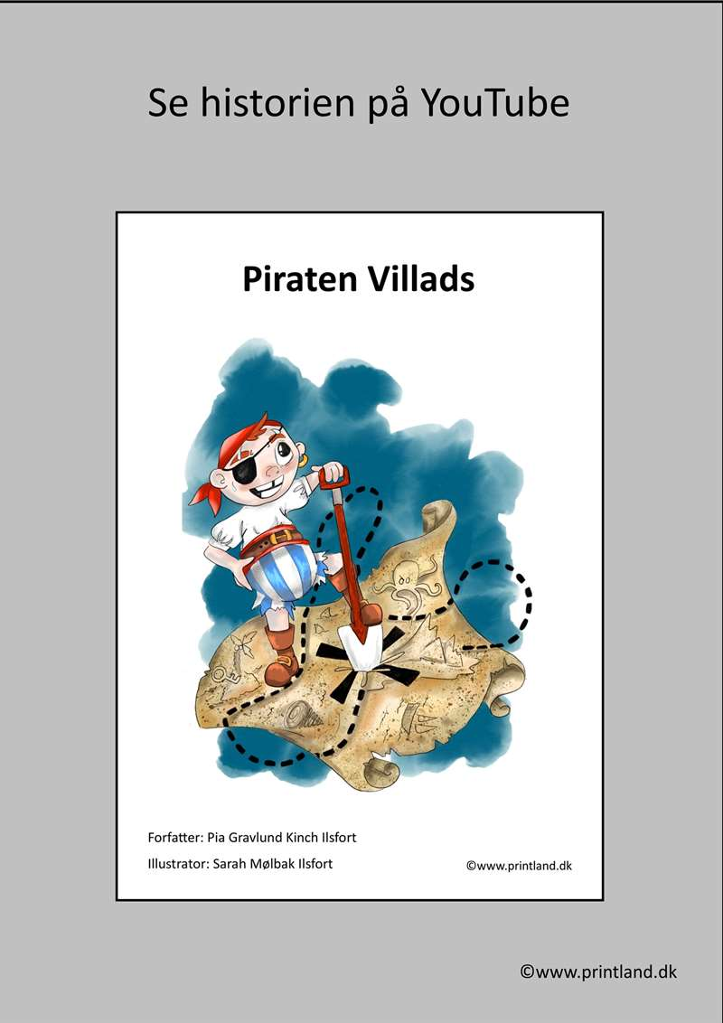 a19. piraten villads youtube